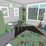 Angiepcaps On Twitter 2 Roblox Bloxburg Speedbuild Modern 2 Story House Https T Co Ma8hywxt0b