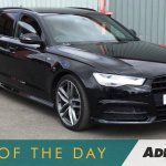 Adesa Uk Auf Twitter Today S Vehicle Top Pick 2016 Audi A6 Avant Ultra Black Edition Available To Buy Now On Our Upstream Platform Log In Or Register Now To Browse
