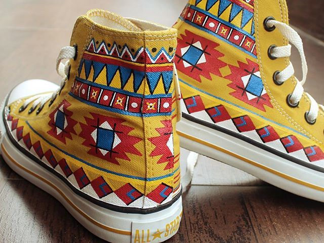 Image result for repaint old footwear imagesize:640x480