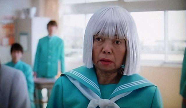 test ツイッターメディア - #完全に一致では無いのだが何となく似てる 草間彌生さん と 樹木希林さん https://t.co/tDUIcYaa2k