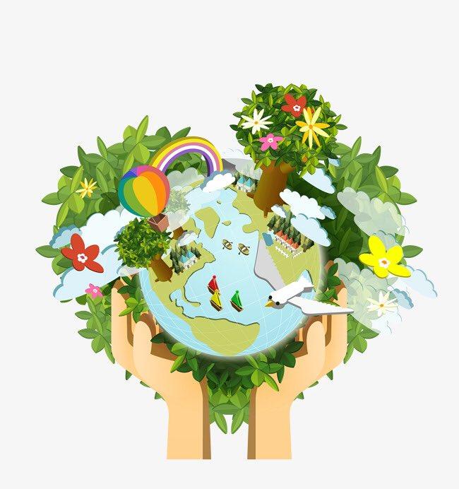 مفهوم البيئة في الجغرافيا