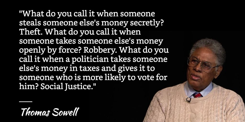 Great Quote on Socialism Masquerading as Social Justice ...