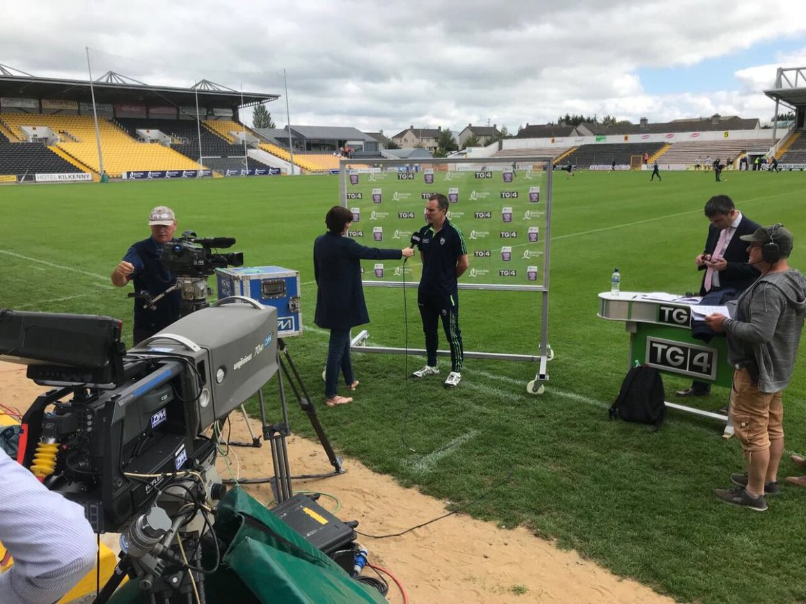 test Twitter Media - Today on @GAA_BEO Its the U21 #BGE All Ireland Semi-Finals  #HurlingToTheCore https://t.co/HfbSzSkcN3