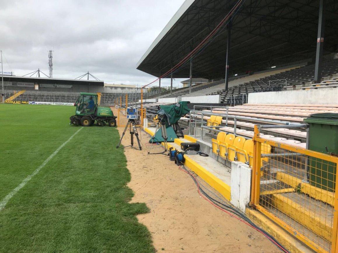 test Twitter Media - Today on @GAA_BEO Its the U21 #BGE All Ireland Semi-Finals  #HurlingToTheCore https://t.co/HfbSzSkcN3