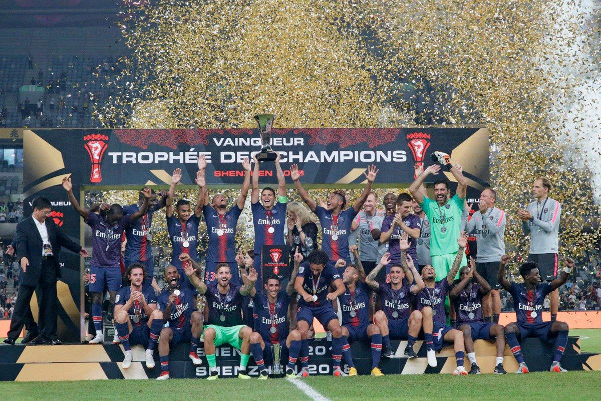 Champions Trophy 2018, Shenzhen China Psg, Neymar jr