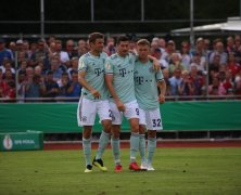 Video: Drochtersen / Assel vs Bayern Munich