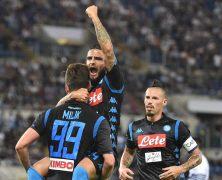 Video: Lazio vs Napoli