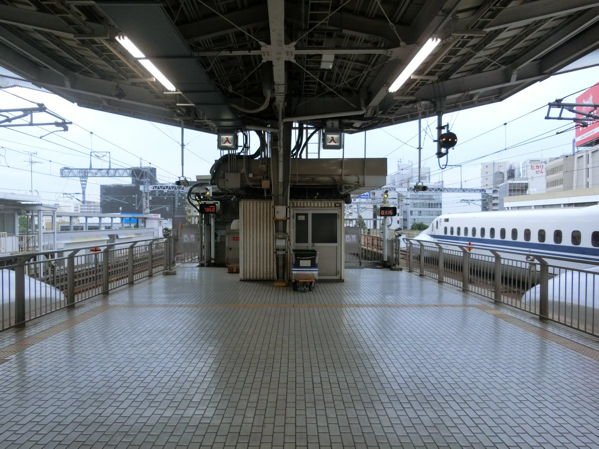 test ツイッターメディア - 大阪へ帰る時には山陽新幹線の相生で人身事故があり、乗っていた博多行きのぞみが新大阪止まりになるなど色々めちゃくちゃなことになってた。 乗っていたのぞみが新大阪に到着すると、立て続けに続行の広島行き、さらに続行の博多行きが到着していた。 https://t.co/23FQ9Q2se4