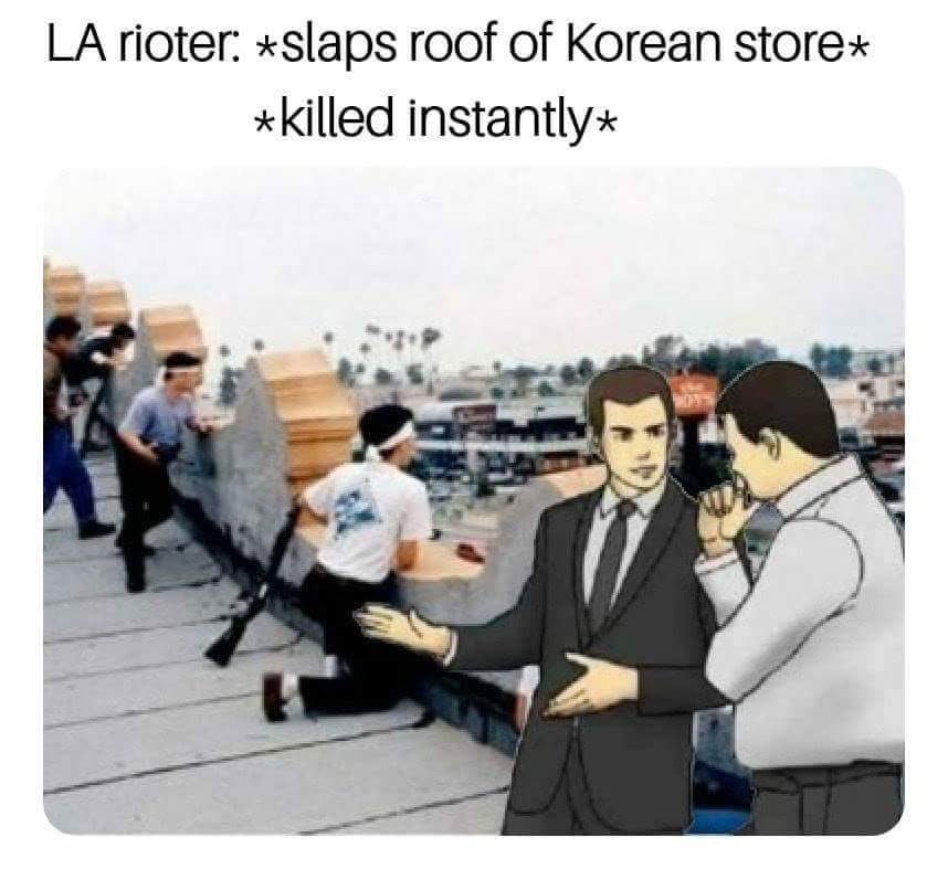 Politics Rooftop Koreans Memes Gifs Imgflip