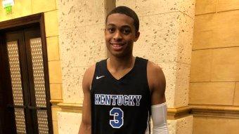 Kentucky Basketball: Wildcats' Bahamas All-Black Uniforms