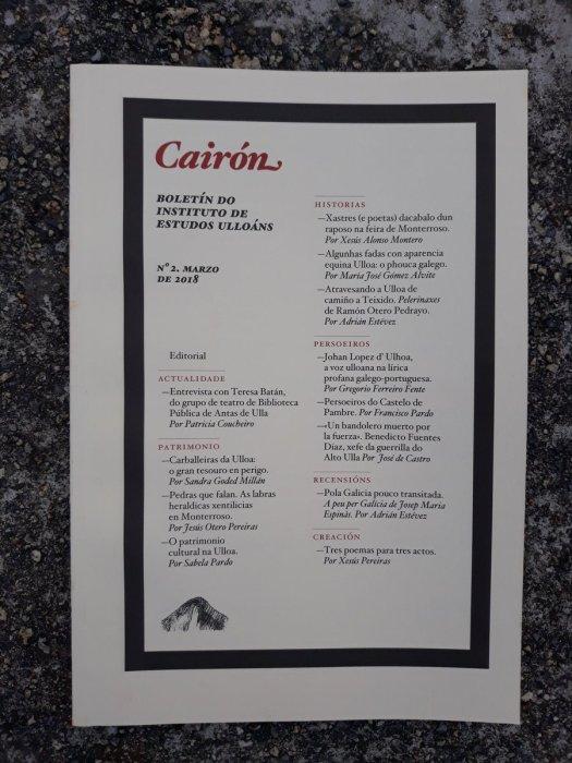 """test Twitter Media - En Cairón, el Boletín del Instituto de Estudios Ulloáns, un texto interesante sobre """"Benedicito Fuentes Díaz, xefe da guerrilla do Alto Ulla"""". https://t.co/XtpaR2kqyS"""