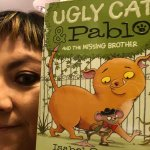 Wendy C Ortiz On Twitter My Kid Gives Ugly Cat Pablo