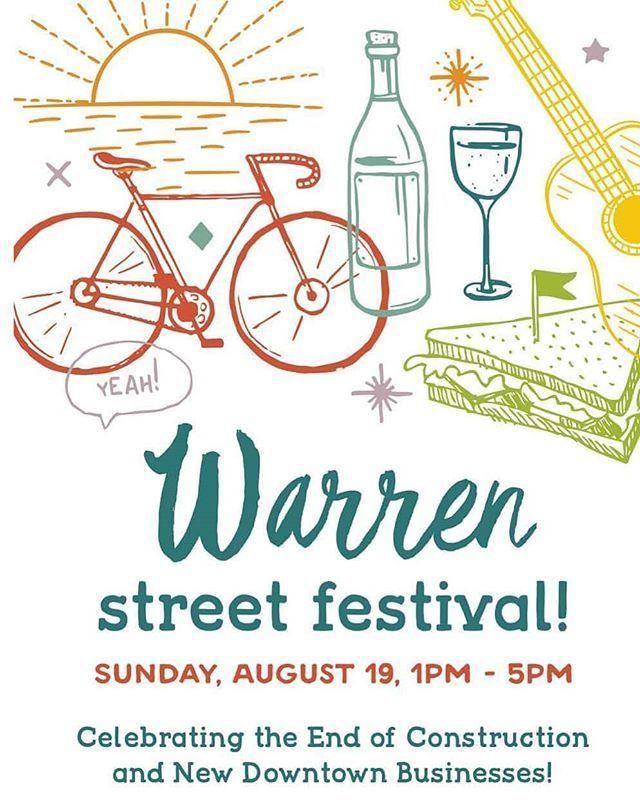 Warren Street Festival @ Warren, RI