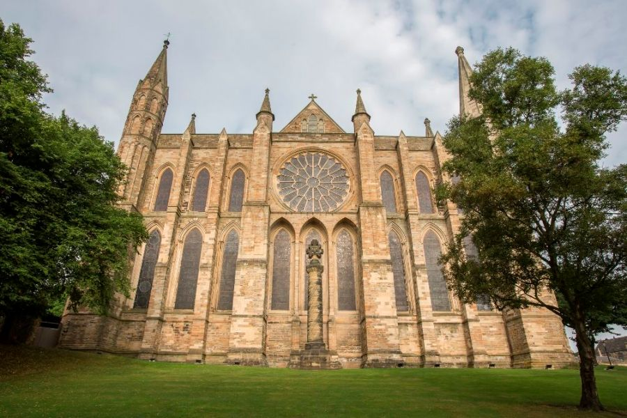durhambookfestival hashtag on Twitter     and  The Song of Hild  A Danish Take on British History  at the  cathedral on 8   9 October   durhambookfestival https   buff ly 2nr5Psp  pic twitter com