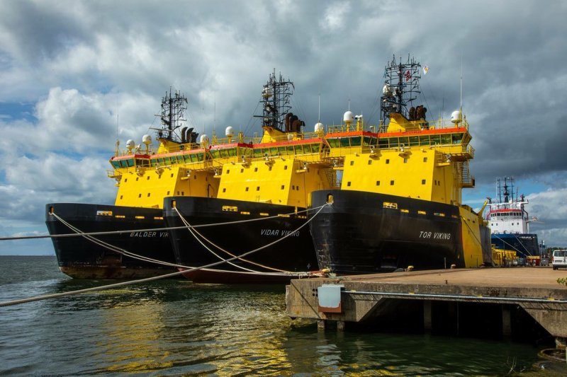 Viking Supply Ships AHTS vessels
