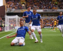 Video: Wolverhampton Wanderers vs Everton