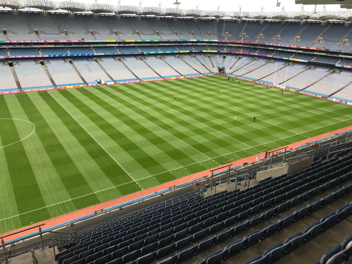 test Twitter Media - We are in Croke Park today for the Monaghan v Tyrone Senior Football Semi-final live on RTÉ 2 coverage from 14.45 https://t.co/FgkFyuqgbO