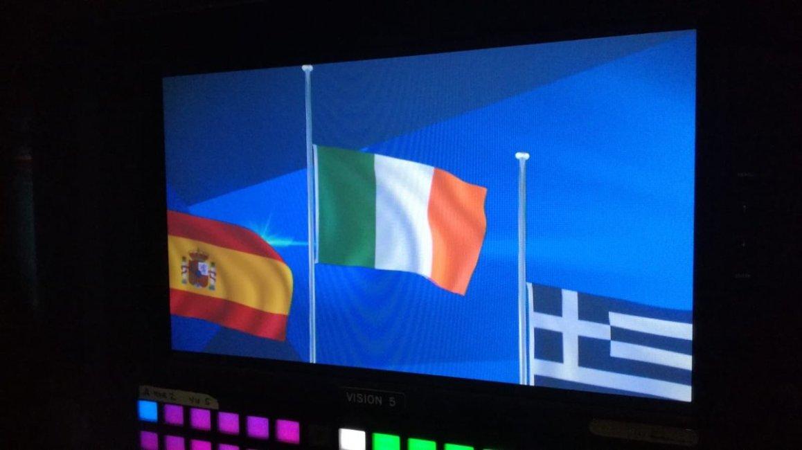 test Twitter Media - GOLD!!!!!!!!! Ellen Keane raises the tricolour on the final day of the Alliance European Championships!🥇@nacdublin @Paraswimming @ParalympicsIRE @AllianzIreland @swimireland @olympiccouncil  #Dublin2018 https://t.co/er5rpMzdhF