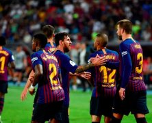 Video: Sevilla vs Barcelona