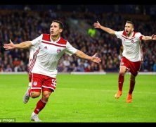 Video: Burnley vs Olympiakos Piraeus