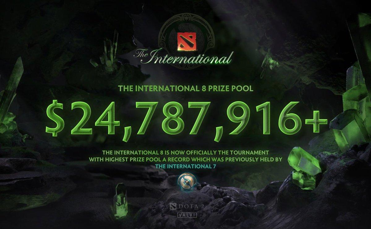 Reddit Dota 2 On Twitter 1 Day Left For Ti7 Prize Pool
