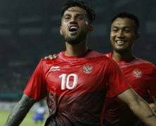 Video: U23 Indonesia vs U23 Hong Kong