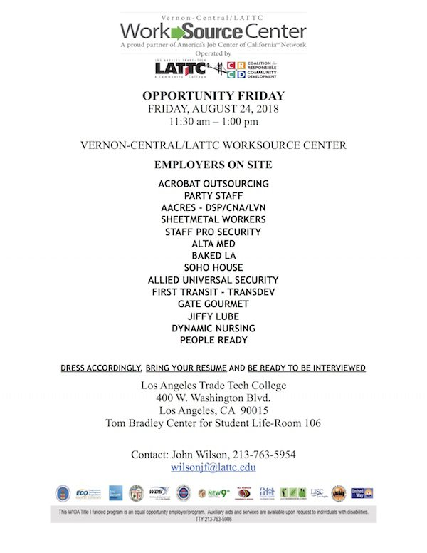 Laewdd On Twitter Opportunity Friday Laewdd Vernon