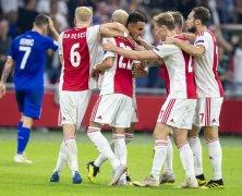 Video: Ajax vs Dynamo Kyiv