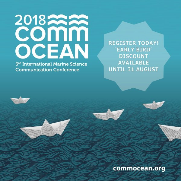 CommOCEAN Conference   CommOceanConf    Twitter 0 replies 8 retweets 16 likes