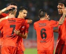 Video: Partizan vs Besiktas
