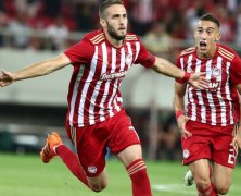 Video: Olympiakos Piraeus vs Burnley