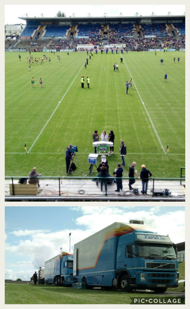 test Twitter Media - Its the @LadiesFootball All Ireland Semi Final Day in Dr Hyde Park. We are here with @SportTG4  & @nemetontv  to bring you live coverage of all three games today. Watch live now @TG4TV https://t.co/yqj6lSnR6K