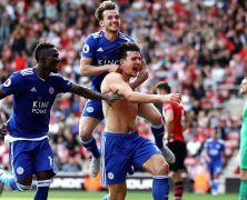 Video: Southampton vs Leicester City
