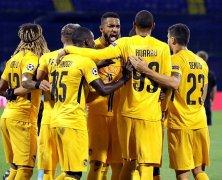 Video: Dinamo Zagreb vs Young Boys