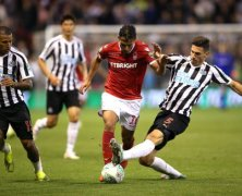 Video: Nottingham Forest vs Newcastle United