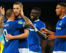 Video: Everton vs Rotherham United