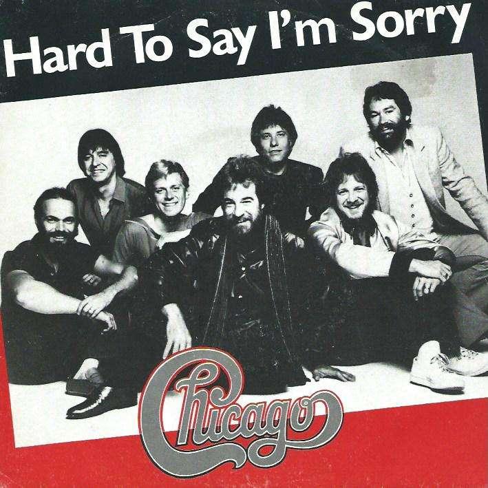 Chicago - Hard To Say I'm sorry (1982) 歌詞 lyrics《經典老歌線上聽》