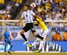 Video: Colombia vs Argentina
