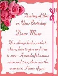 Lu On Twitter Happy Birthday Mum I Miss You Everyday