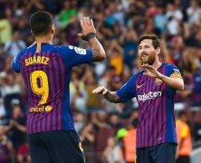 Video: Barcelona vs Huesca
