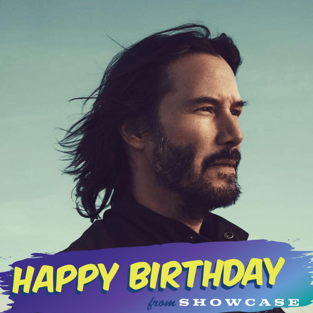 Capri Sean Keanu Reeves Birthday Sign