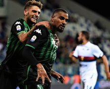Video: Sassuolo vs Genoa