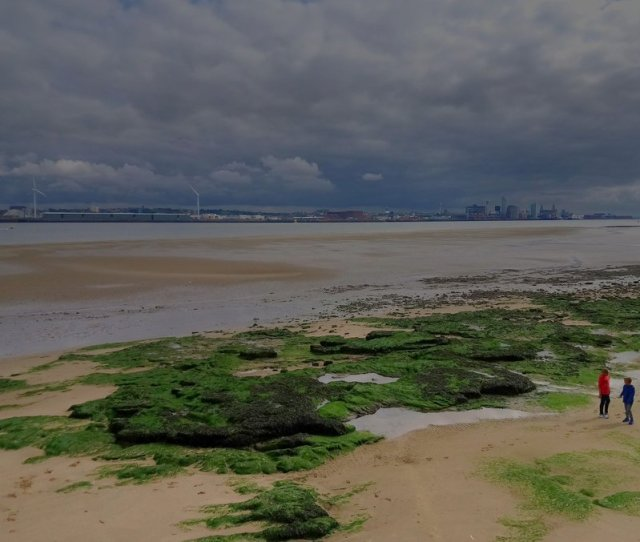 Dave The Pap On Twitter The Banks Of The Mersey View From New Brighton Liverpoolweath Myplanetliv Explorelpool Weather