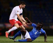 Video: Italia vs Ba Lan