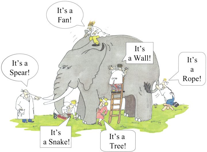 The software engineering mindset keeps everybody focused on the big picture