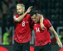 Video: Albania vs Israel