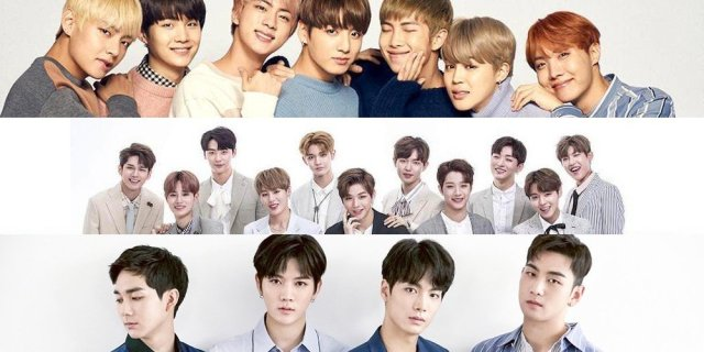 BTS tops brand value ranking for boy groups in September + Wanna One and...
