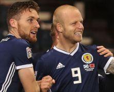 Video: Scotland vs Albania