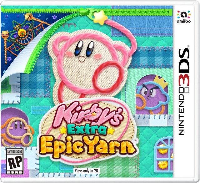 Image result for kirby epic yarn