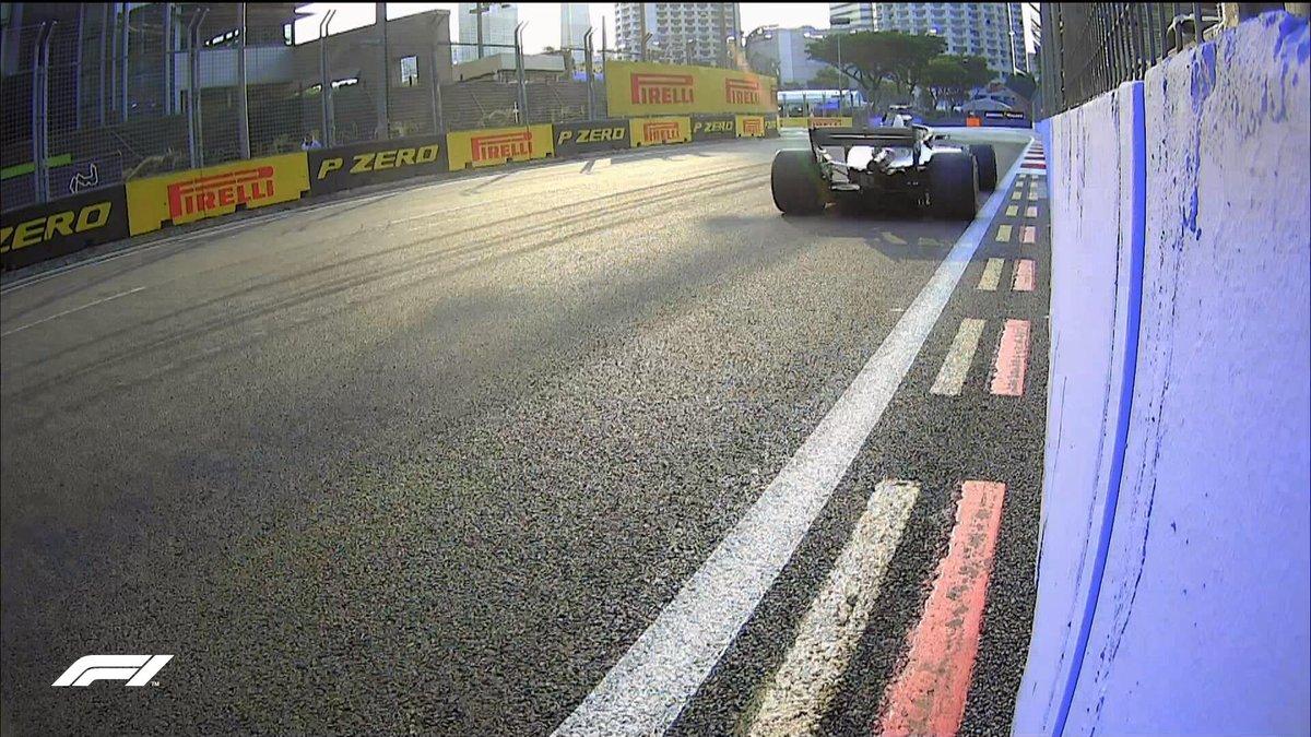 A Singapore trionfa Lewis Hamilton
